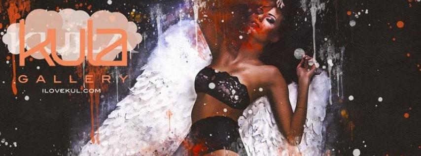 ArtbyRice's Melanin 2: Angels Art Exhibition - Part I