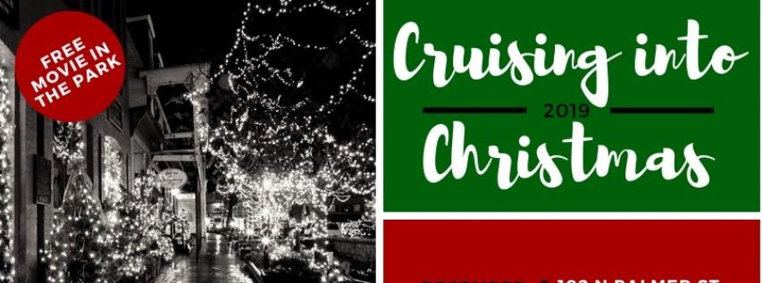 Cruising into Christmas