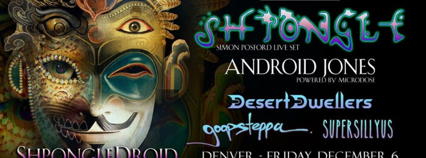 Shpongle (Simon Posford Live Set)