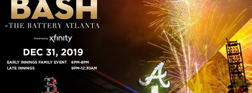 New Years Eve Bash at The Battery Atlanta presented by Xfinity