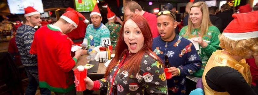 3rd Annual 12 Bars of Christmas Bar Crawl® - Louisville