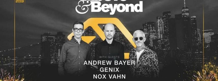 Above & Beyond NYE 2020 DEG Presents 18+