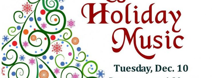 LALM's 4th annual Night of Holiday Music - to benefit ALF