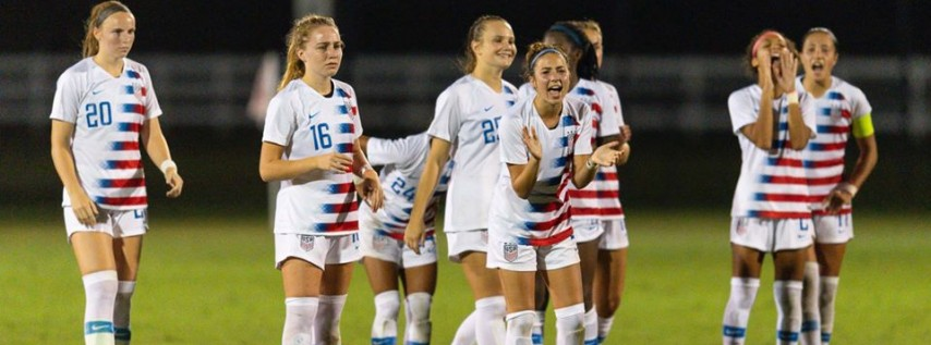 U20 Women Nike International Friendlies - France vs US Red Team