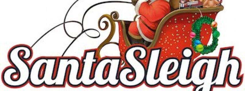 Santa Sleigh 5k And Tot Trot