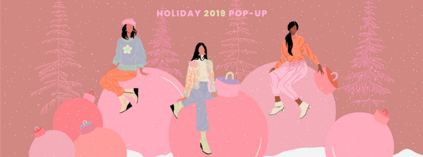 We Are Women Owned NYC Holiday 2019 Pop-Up