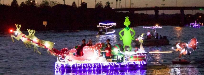 Holiday Lighted Boat Parade