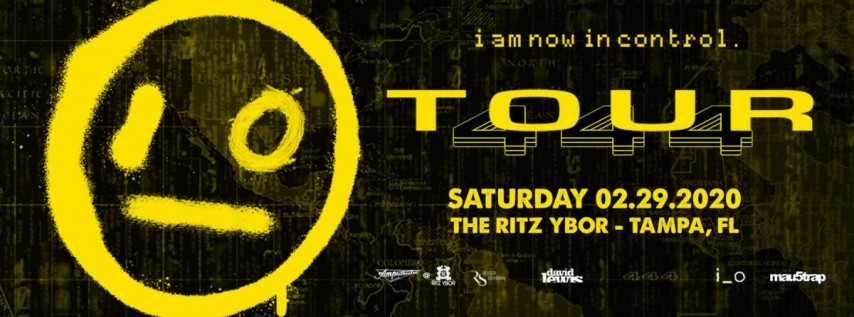 I_O – Tour 444 – Tampa, FL