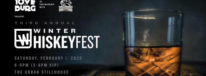 Third Annual Winter Whiskeyfest