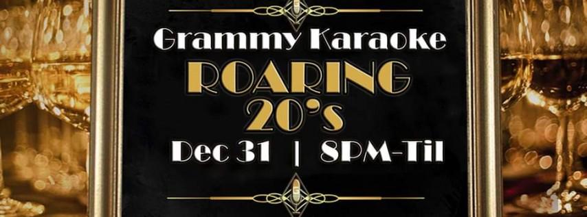 NYE Roaring 20's at Grammy