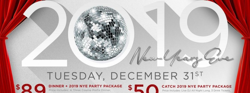 New Years Eve at Catch 31