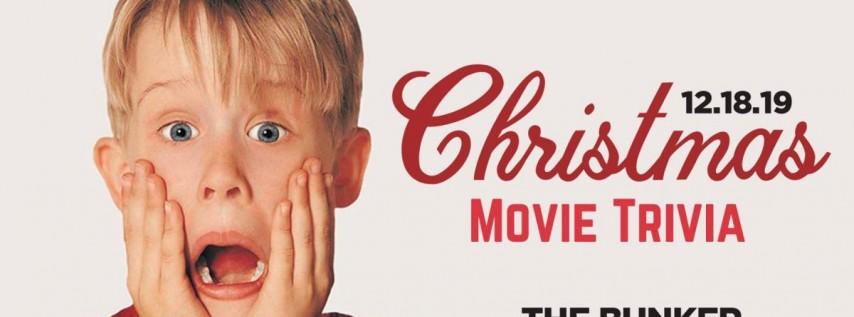 Christmas Movie Trivia