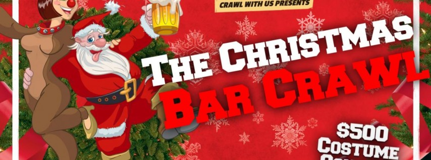 The Christmas Bar Crawl - Austin