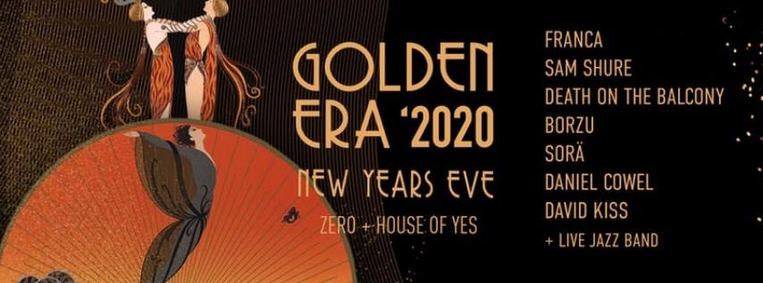 Golden Era: New Year's Eve 2020