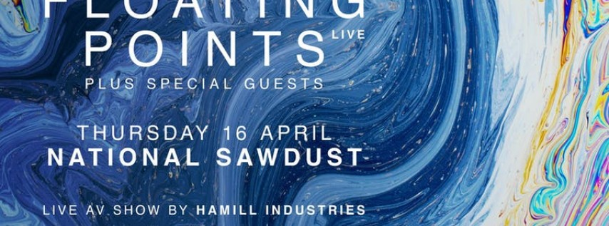 Floating Points Live MeanRed Productions 18+