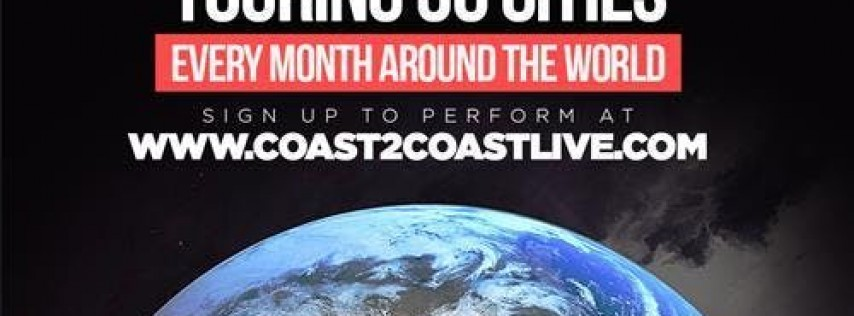 Coast 2 Coast LIVE Artist Showcase Denver, CO - $50K Grand Prize