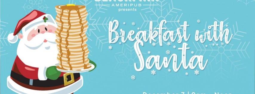 Fourth Annual Breakfast with Santa