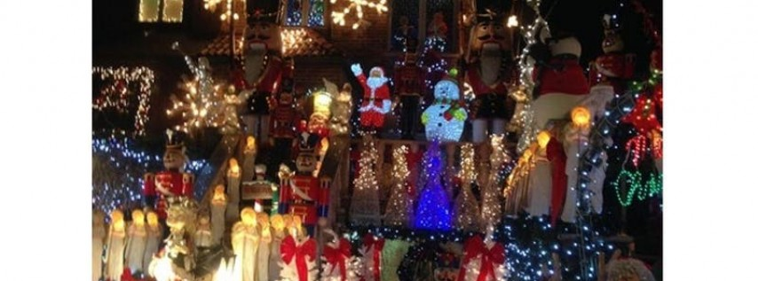 Dyker Heights Christmas Lights - Walking Tour (12-09-2019 starts at 6:00 PM...
