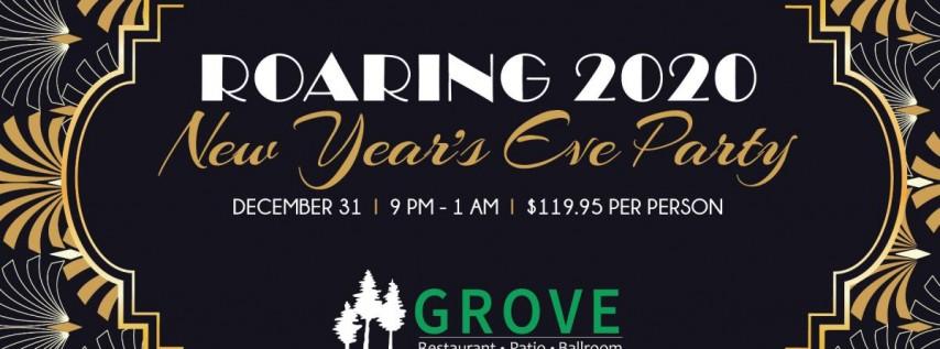 ROARING 2020 NYE PARTY