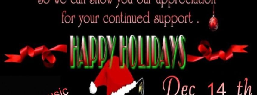 Customer appreciation Christmas party