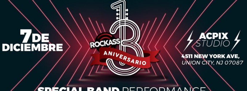 Rockass Party Anniversary