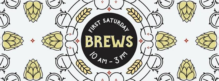 First Saturday Brews