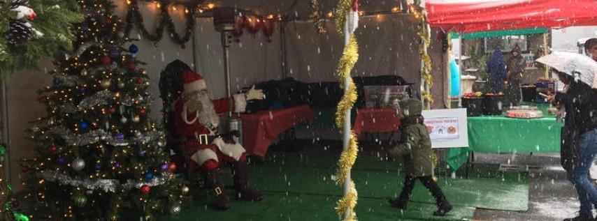 Meet Santa at Cypress Hills Cemetery