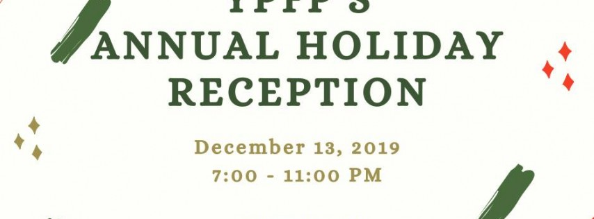 YPFP 2019 DC Holiday Party