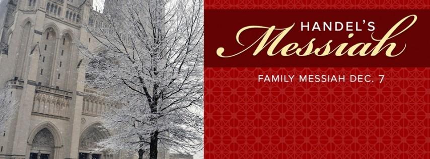 Handel's Messiah Family Concert