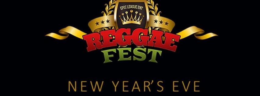 Reggae Fest New Year's Eve All Black Affair at Howard Theatre
