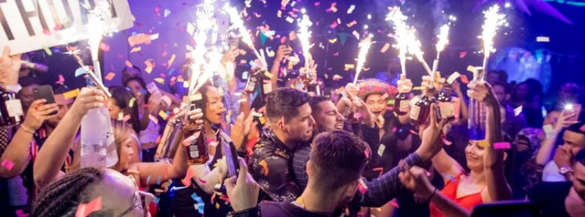 New Years Eve Party at Doha Nightclub
