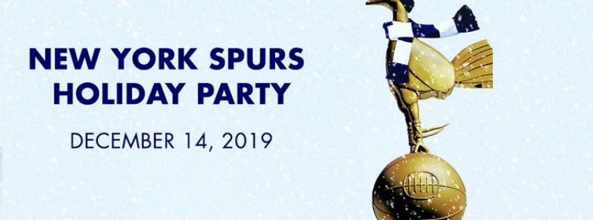 NY Spurs Christmas Party