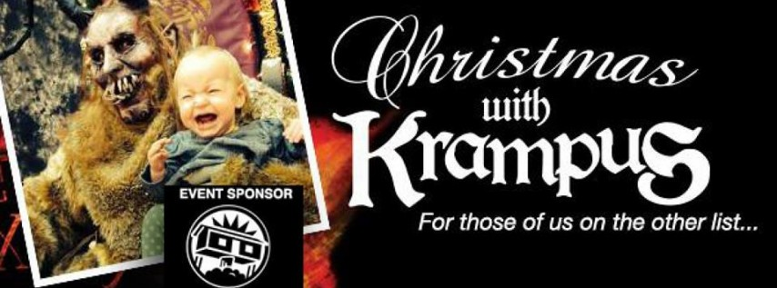 Christmas with Krampus: Photo Event & Toy Drive
