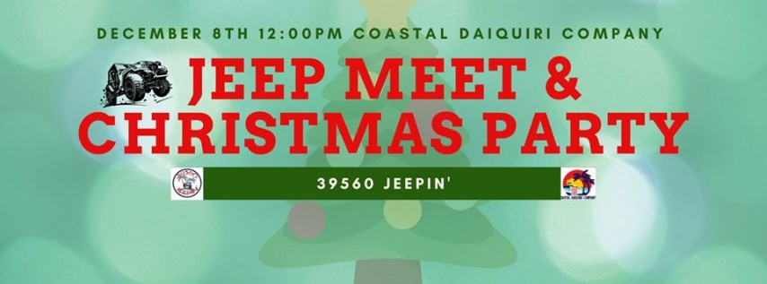 39560 Jeep Meet/Christmas Party