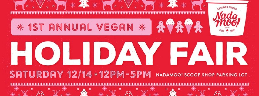 1st Annual Vegan Holiday Fair