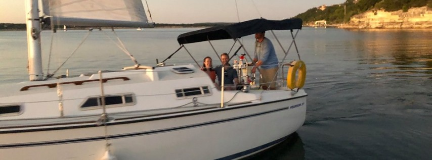 Sail on Lake Travis