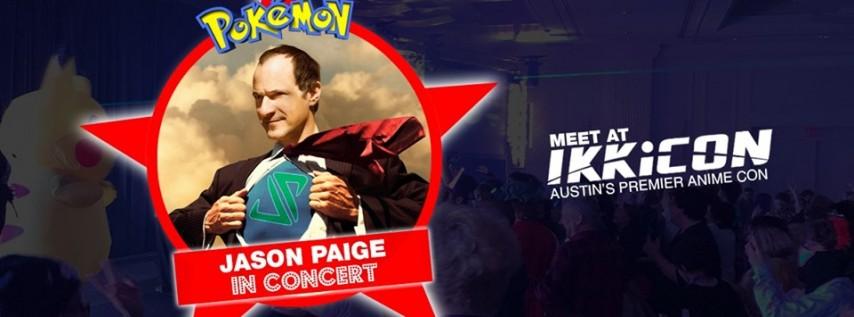 Jason Paige Live in Concert - IKKiCON