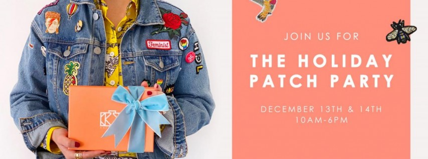 The Holiday Patch Party