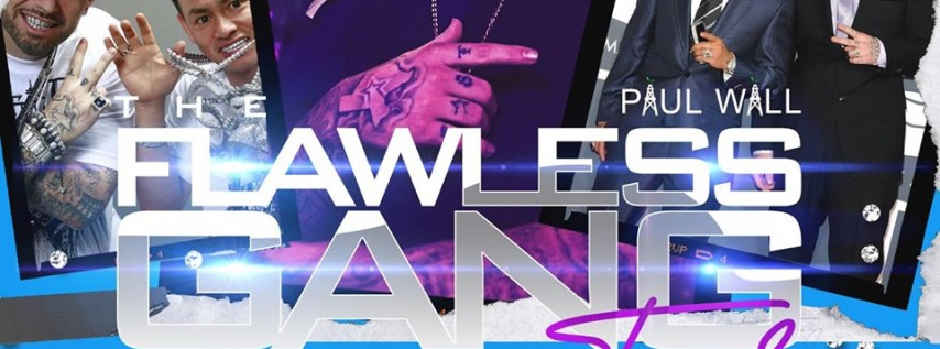 Paul Wall: Flawless Gang Tour at The Secret Group