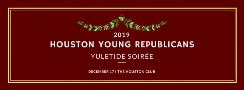 2019 HYR Yuletide Soirée