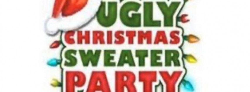 Ugly Christmas Sweater Party with Karaoke