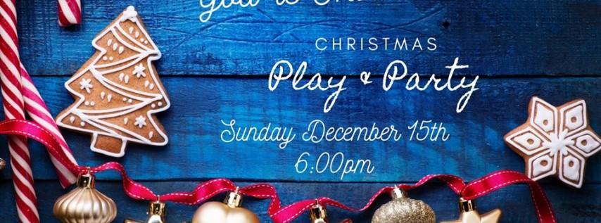 Christmas Party & Christmas Play