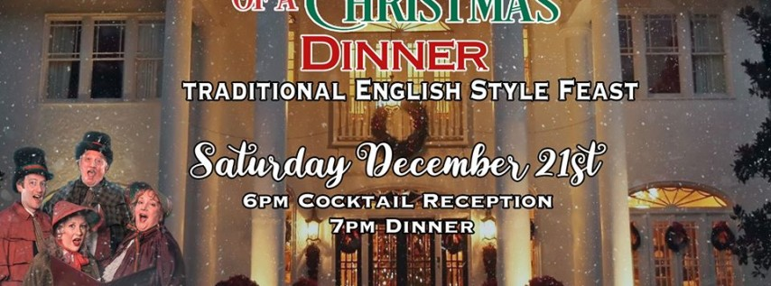 Dickens of a Christmas Dinner