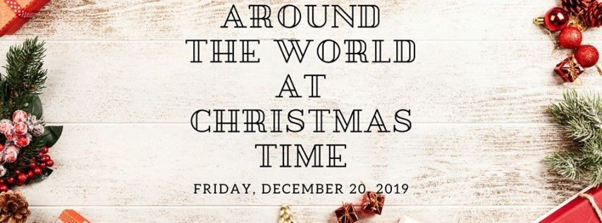 Around the World at Christmas Time Program