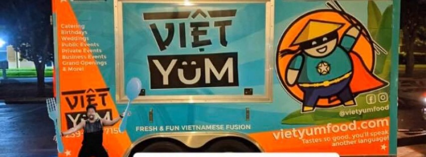 Try Viet Yum's deliciousness at Palm City Brewing