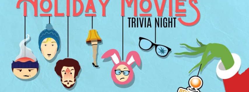 Holiday Movies Trivia ~ Sporcle Live at Steam Theory Brewing