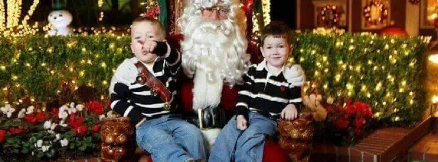 Free Pictures with Santa! (Weather Permitting)