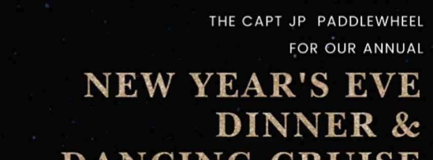 New Year's Eve Champagne Toast & Dinner Cruise!
