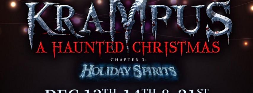Krampus Chapter 3: Holiday Spirits