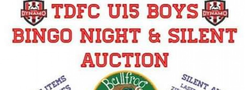 Bullfrog Creek Fundrasiser For U15 Boys Elite
